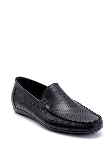 Derimod Erkek Loafer(568) Casual Siyah